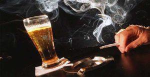 Tabaco y alcohol, sustancias más asociadas a la patología dual