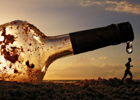 Calor + alcohol= peligrosa combinación