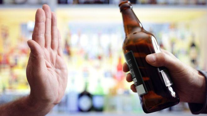 Menores sin alcohol